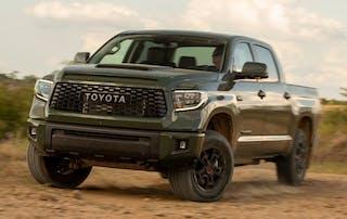 2020 Toyota Tundra TRD Pro / Photo Credit: Toyota