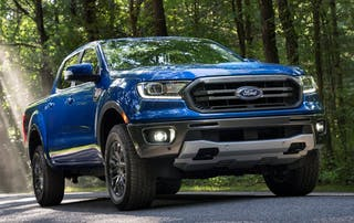 2020 Ford Ranger / Photo Credit: Ford