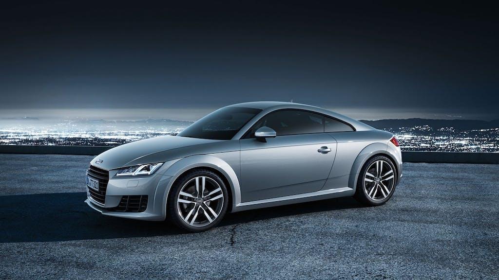 2020 Audi TT / Photo Credit: Audi