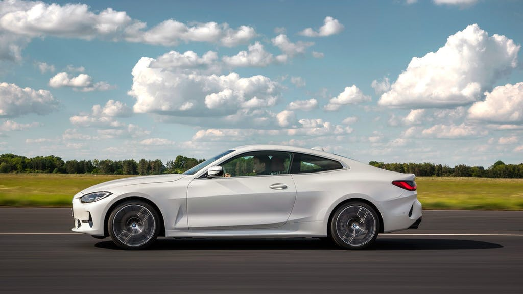 2020 BMW 4 Series / Photo Credit: BMW