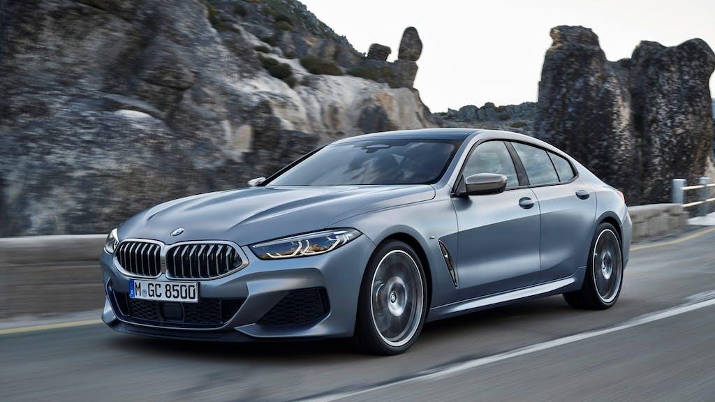 2020 BMW 8 Series / Photo Credit: BMW