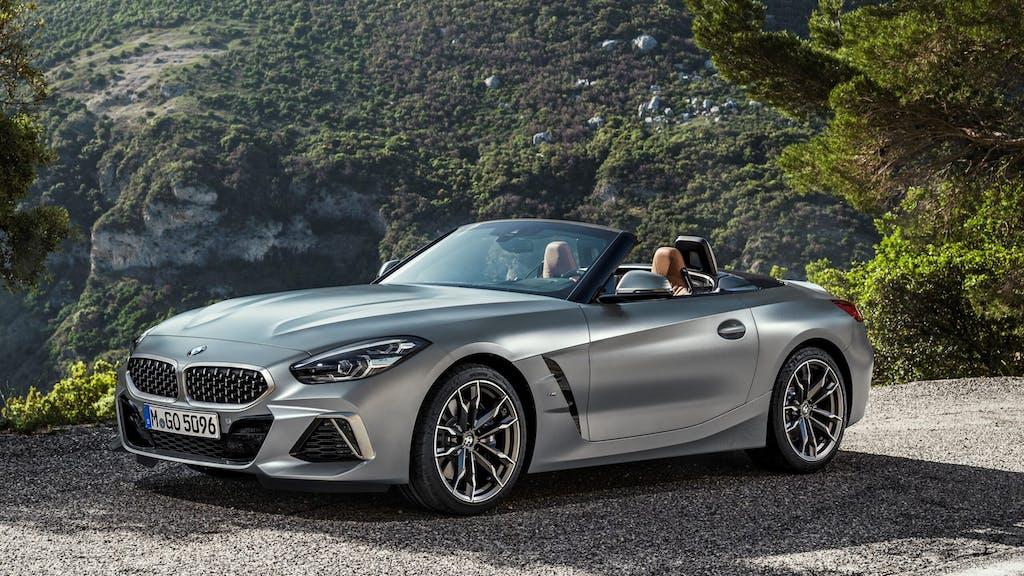 2020 BMW Z4 / Photo Credit: BMW