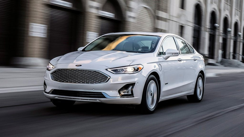 2020 Ford Fusion Energi / Photo Credit: Ford