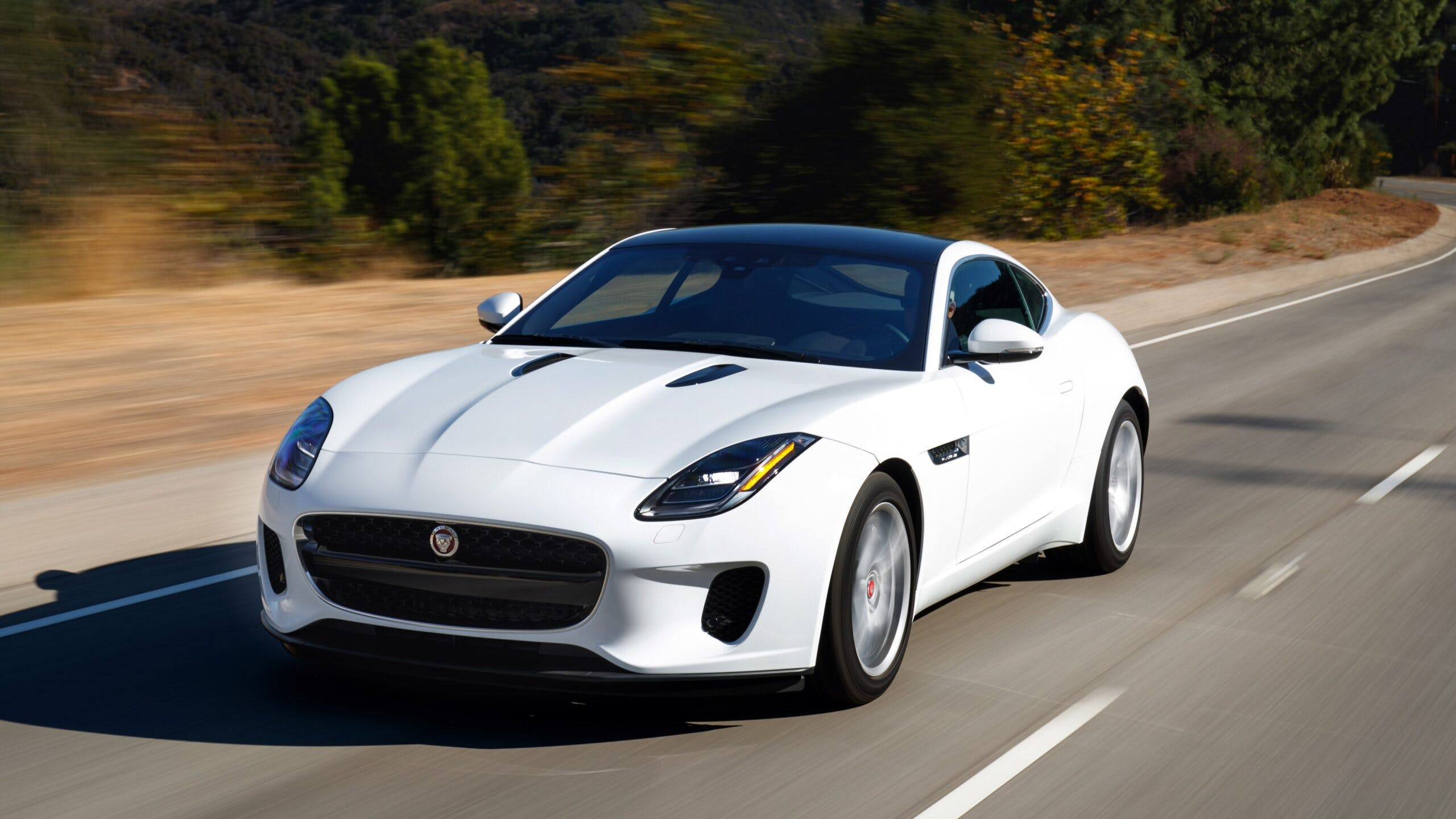 2020 Jaguar F-Type / Photo Credit: Jaguar