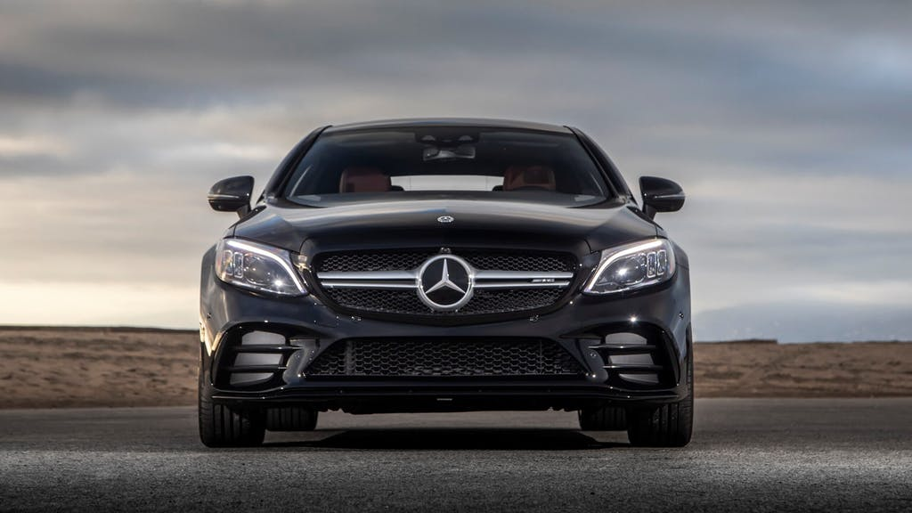 2020 Mercedes-Benz C-Class Coupe / Photo Credit: Mercedes-Benz