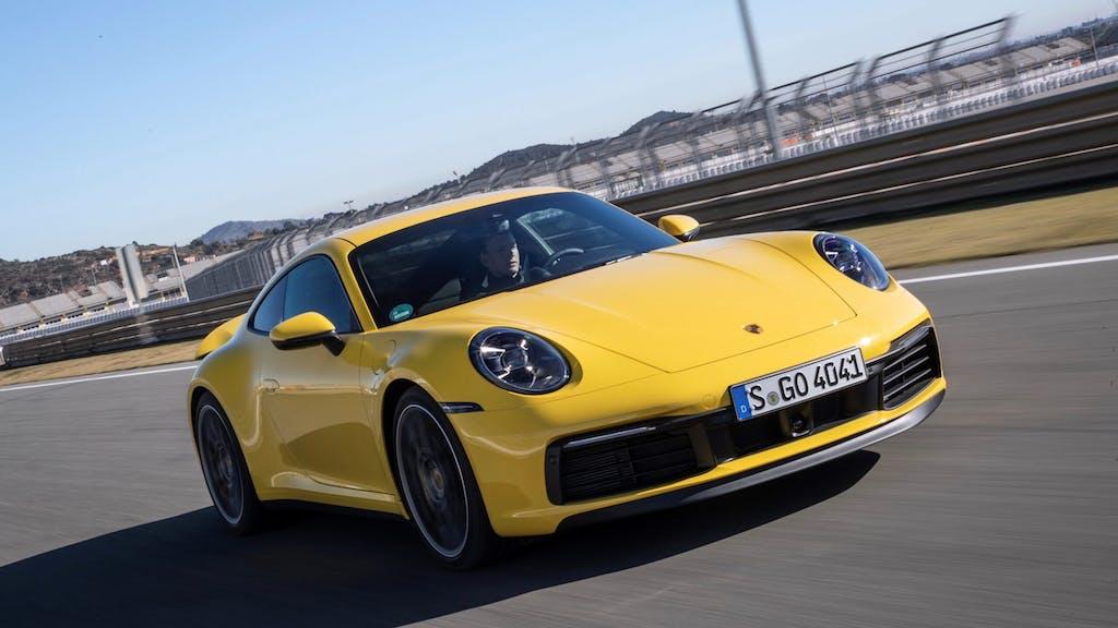 2020 Porsche 911 / Photo Credit: Porsche