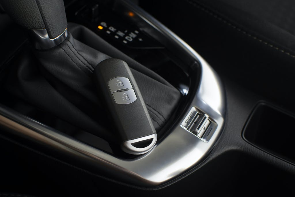 keyless car remote