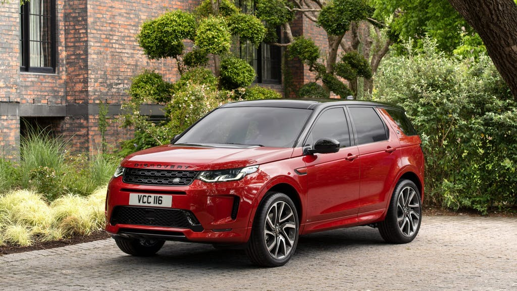 2020 Land Rover Discovery Sport / Photo Credit: Land Rover