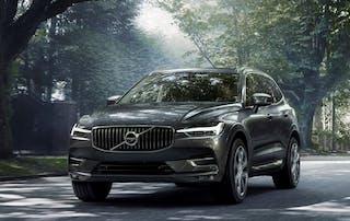 2021 Volvo CX60 / Photo Credit: Volvo