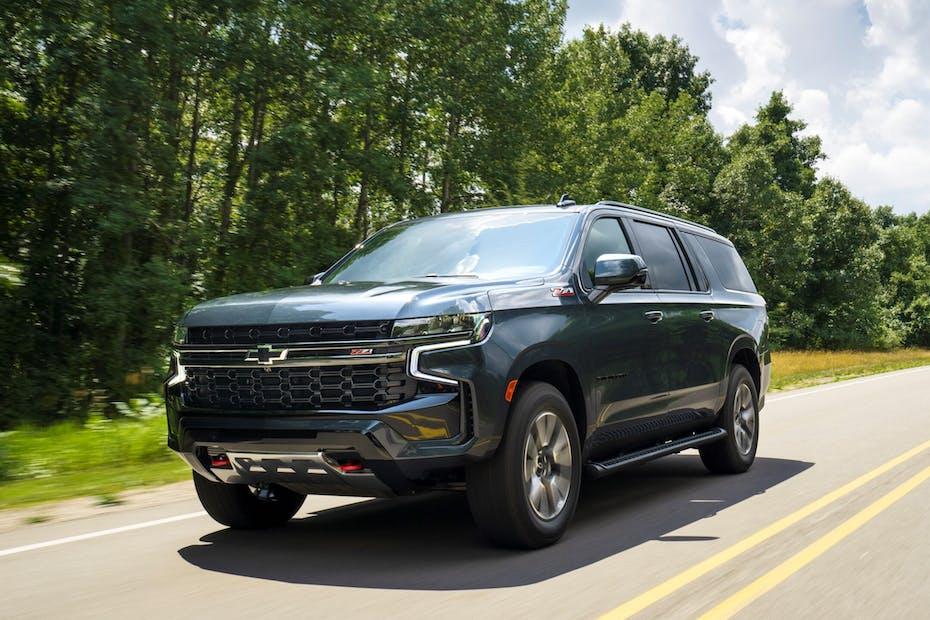 2021 Chevrolet Suburban / Photo Credit: Chevrolet