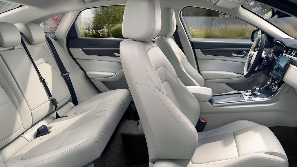 2021 Jaguar XF Preview: New Face, Tech for Last Jag Sedan ...