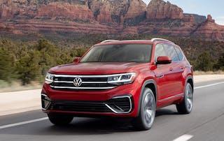2021 Volkswagen Atlas / Photo Credit: Volkswagen