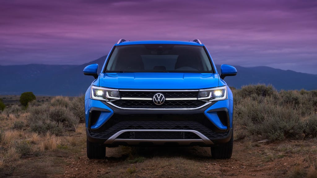 2022 volkswagen taos: vw debuts its smallest suv | carfax