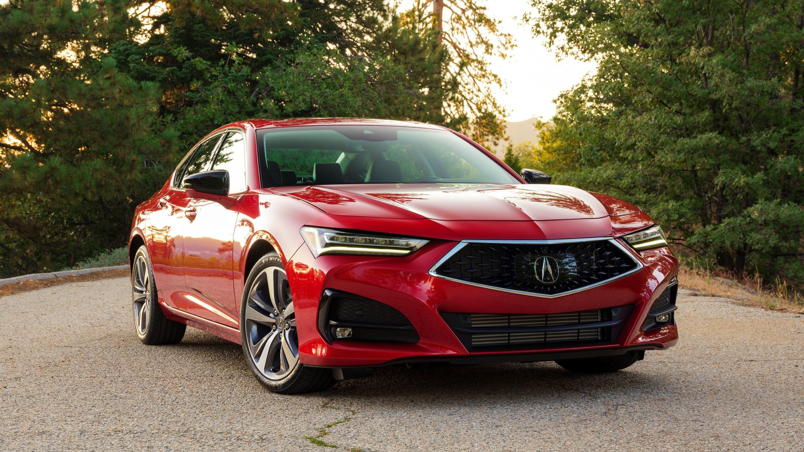 2021 acura tlx review: new design fixes some flaws, adds