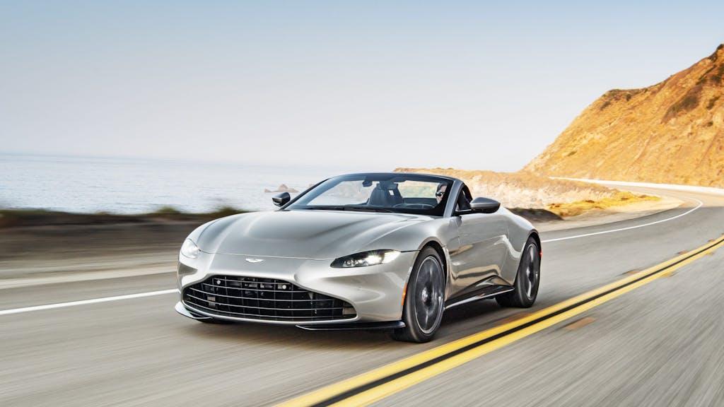 2021 Aston Martin Vantage / Photo Credit: Aston Martin