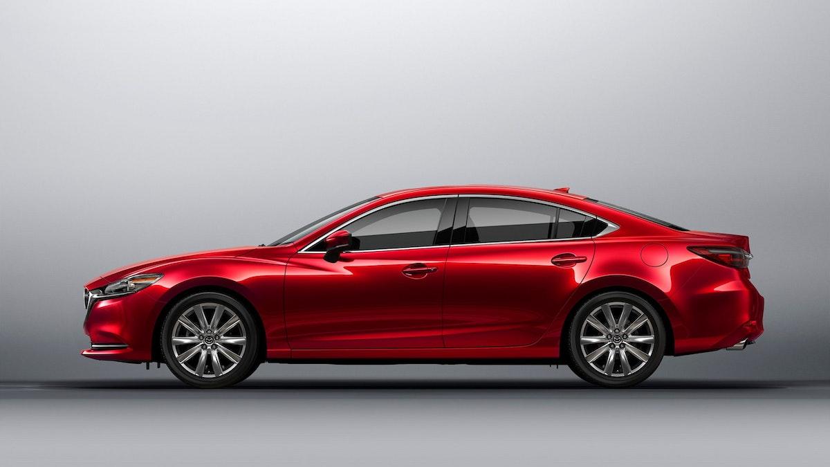2021 Mazda6 / Photo Credit: Mazda