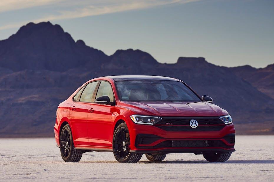 2021 Volkswagen Jetta GLI / Photo Credit: Volkswagen