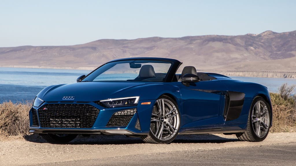 2021 Audi R8 / Photo Credit: Audi