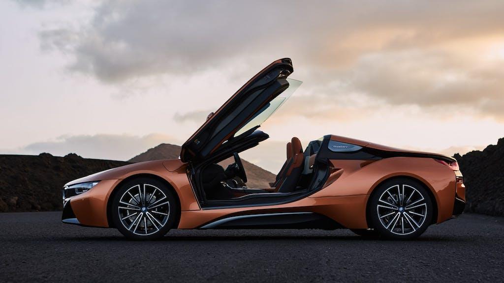 2020 BMW i8 Roadster / Photo Credit: BMW
