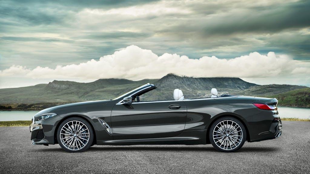 2021 BMW 8 Series / Photo Credit: BMW
