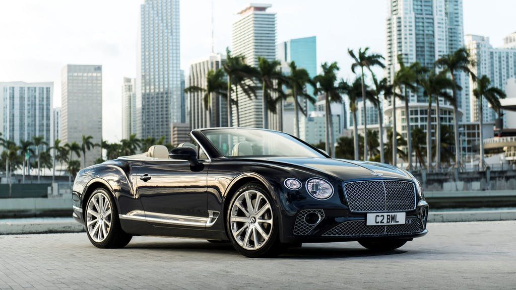 2021 Bentley Continental GT / Photo Credit: Bentley