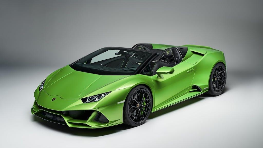 2021 Lamborghini Huracan / Photo Credit: Lamborghini