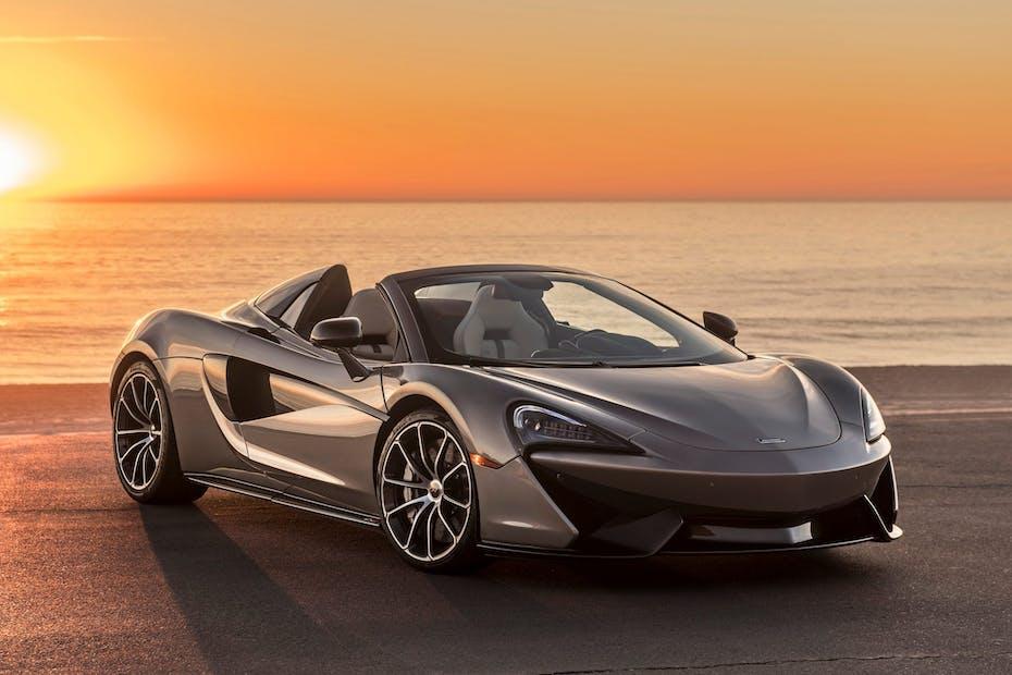 2021 McLaren 570S / Photo Credit: McLaren