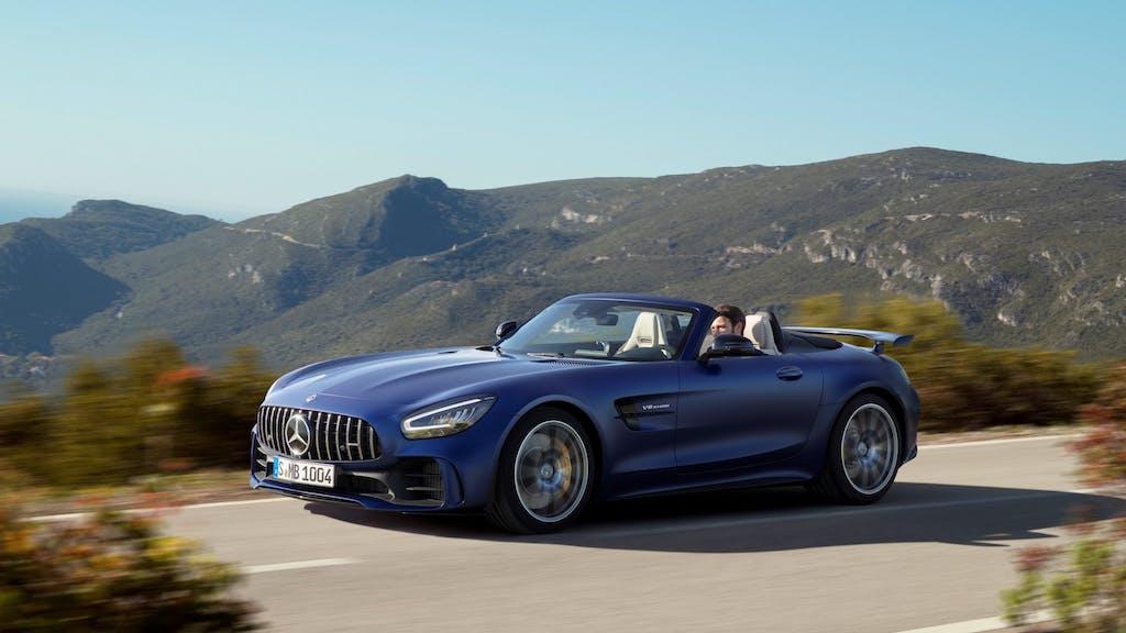 2021 Mercedes-AMG GT / Photo Credit: Mercedes-Benz