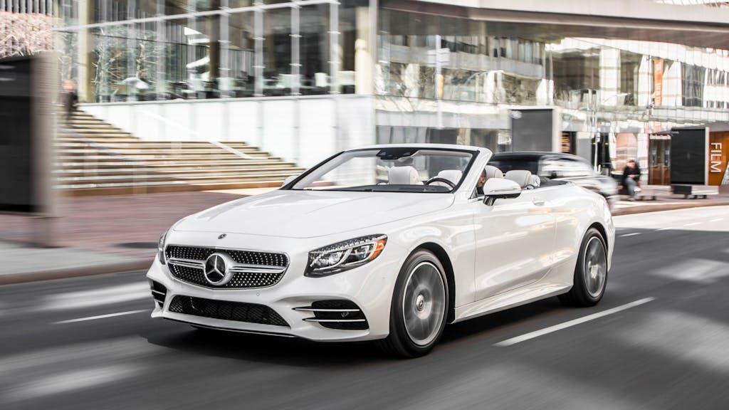 2021 Mercedes-Benz S-Class / Photo Credit: Mercedes-Benz