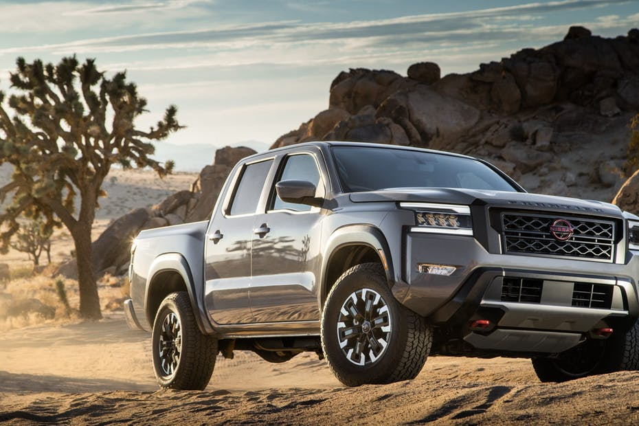 2022 Nissan Frontier / Photo Credit: Nissan