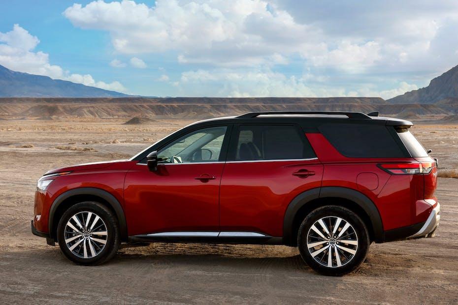 2022 Nissan Pathfinder / Photo Credit: Nissan