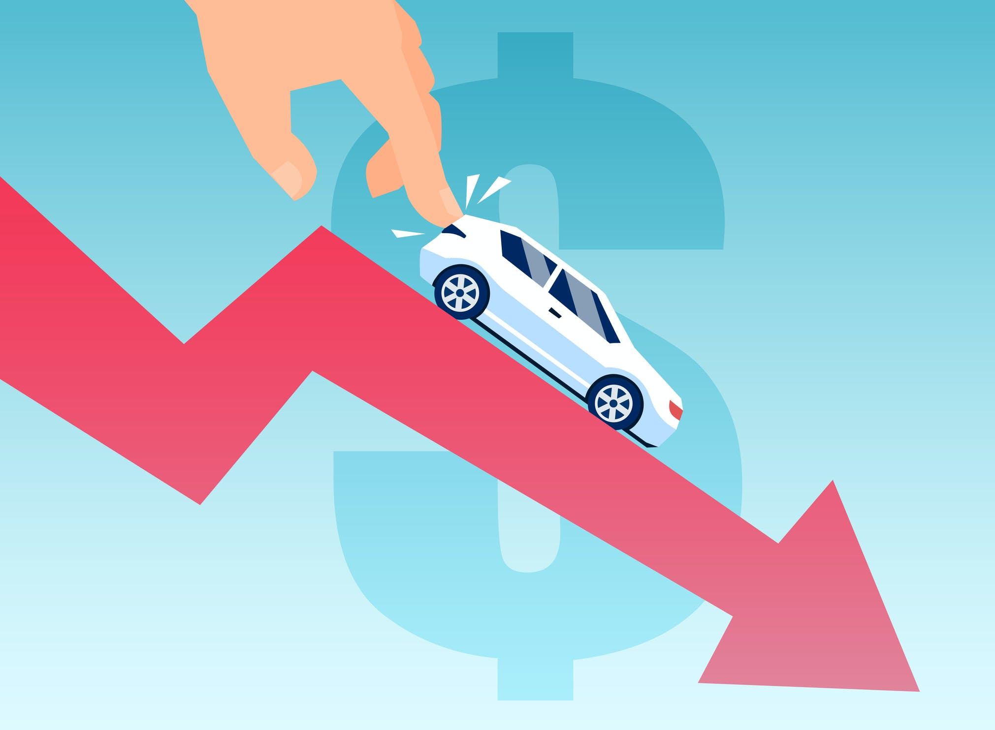 Car Depreciation How Much It Costs You Carfax