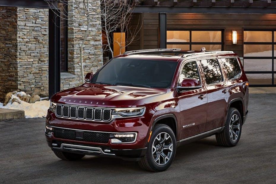 2022 Jeep Wagoneer / Photo credit: Jeep
