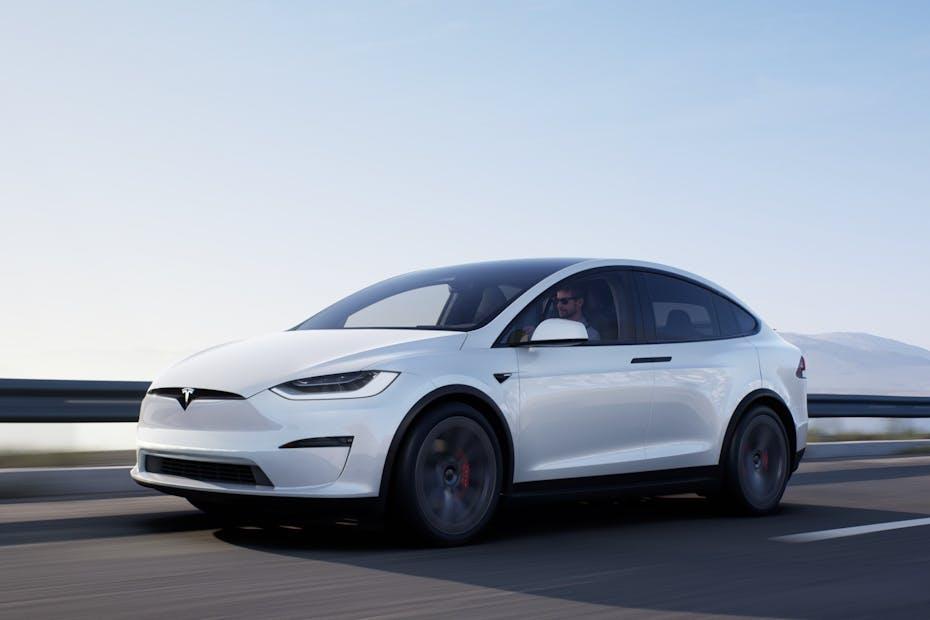 2021 Tesla Model X / Photo Credit: Tesla