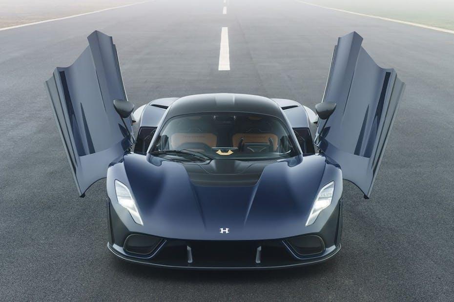 2021 Hennessey Venom F5