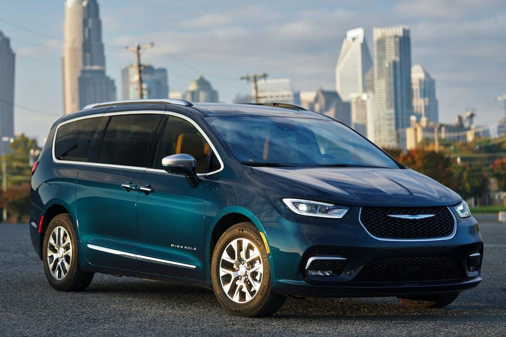 2021 Chrysler Pacifica Hybrid